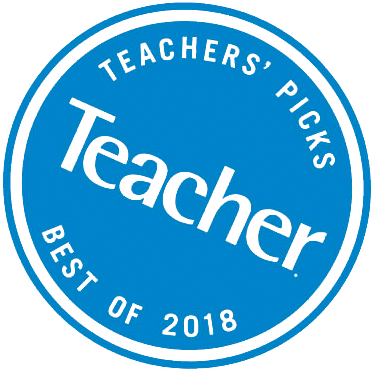 Scholastic Teacher's Picks Award Лучший из 2018 года