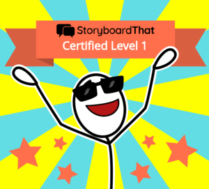 Storyboarding Superstar Badge