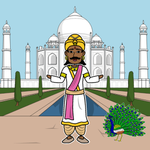 Ancient India Activities and Lesson Plan