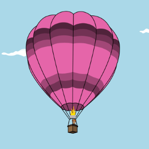 Innovations - Hot Air Balloon