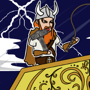 Thor from Norse Mythology