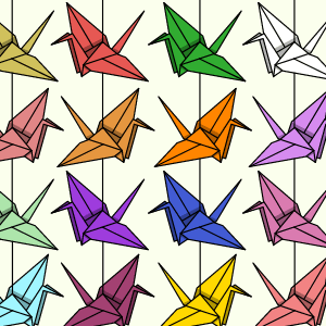 Sadako and the Thousand Paper Cranes by Elizabeth Coerr
