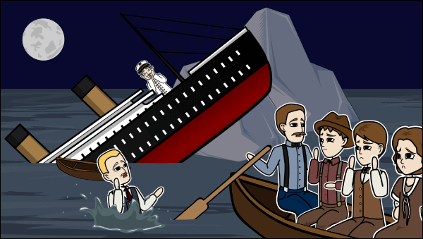 The Unsinkable Wreck of the RMS Titanic Lesson Plans