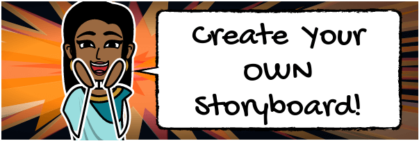 Create Your Own Storyboard