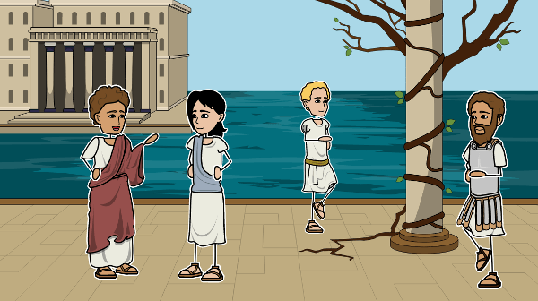 Ancient Greece for Kids Activities