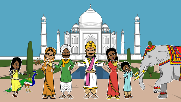 Ancient India Lesson Plans & Activities