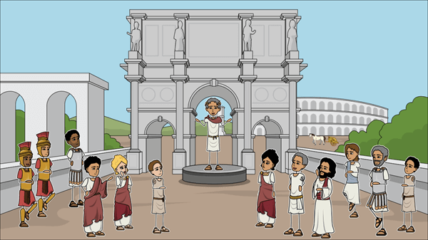 Ancient Rome Lesson Plans