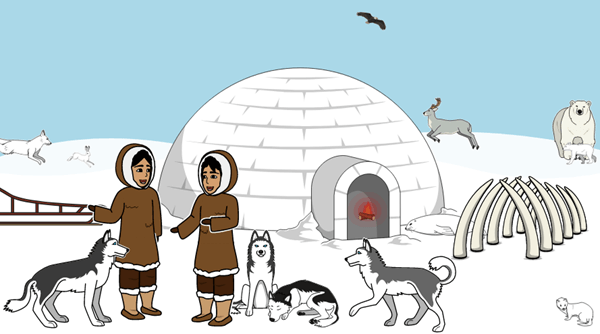 First Nations of the Arctic Subarctic