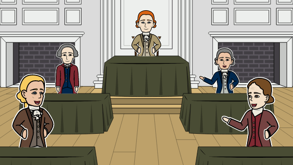Constitutional Convention Lesson Plans