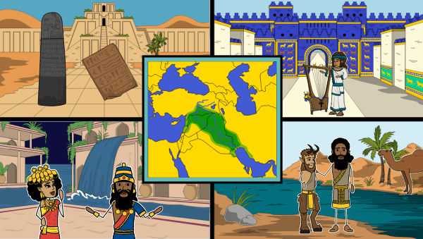 Mesopotamia Lesson Plan