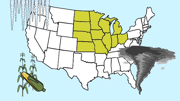 Midwest Region of the United States