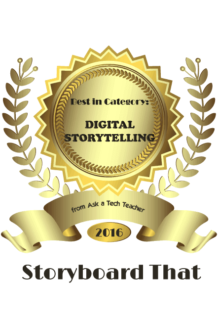 Ask a Tech Teacher Best Digital Storytelling