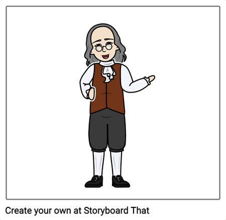 Layout der Storyboard-Software - Storyboard-Zelle nur