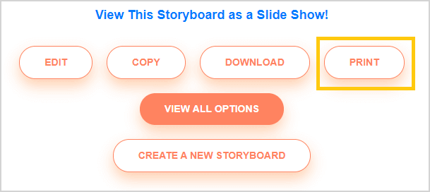 Comment Imprimer Storyboard That - Étape 1