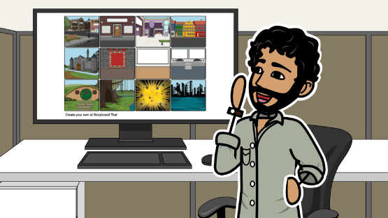 Full Featured Storyboard Creator