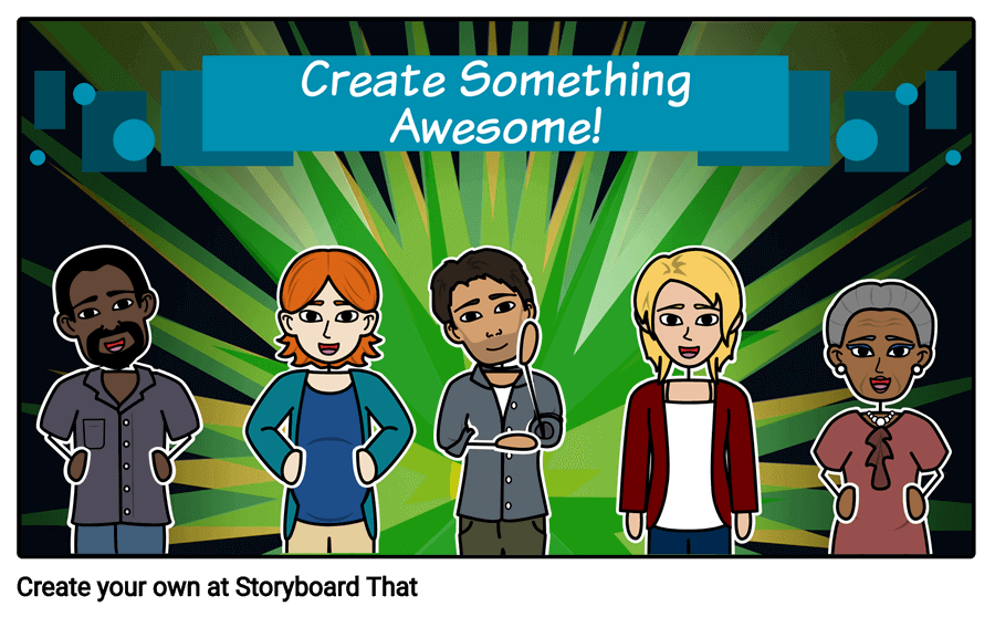Create Something Awesome