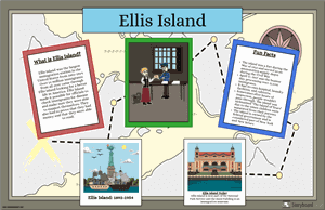 Immigration - What is Ellis Island?
