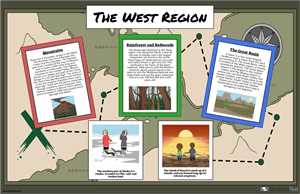 US Regions Western Geography