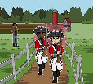 Revolutionary War - African Americans