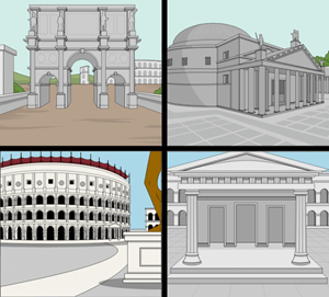 Achievements and Innovation of Ancient Rome