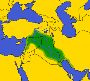 Geography of Ancient Mesopotamia