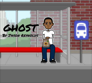 Plot Diagram for Ghost by Jason Reynolds