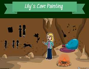 Cave Paintings & Early Humans