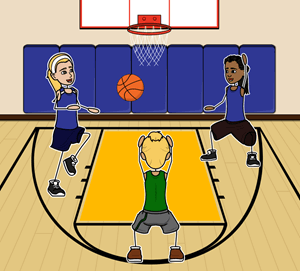 Crossover Basketballreglene