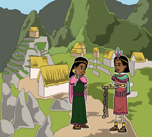 Incan Civilization Vocabulary