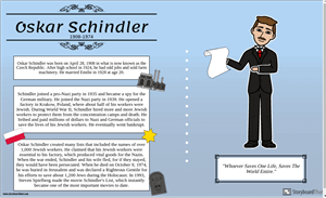 Oskar Schindler Biography