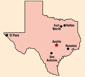 Texas State Guide Facts and Information