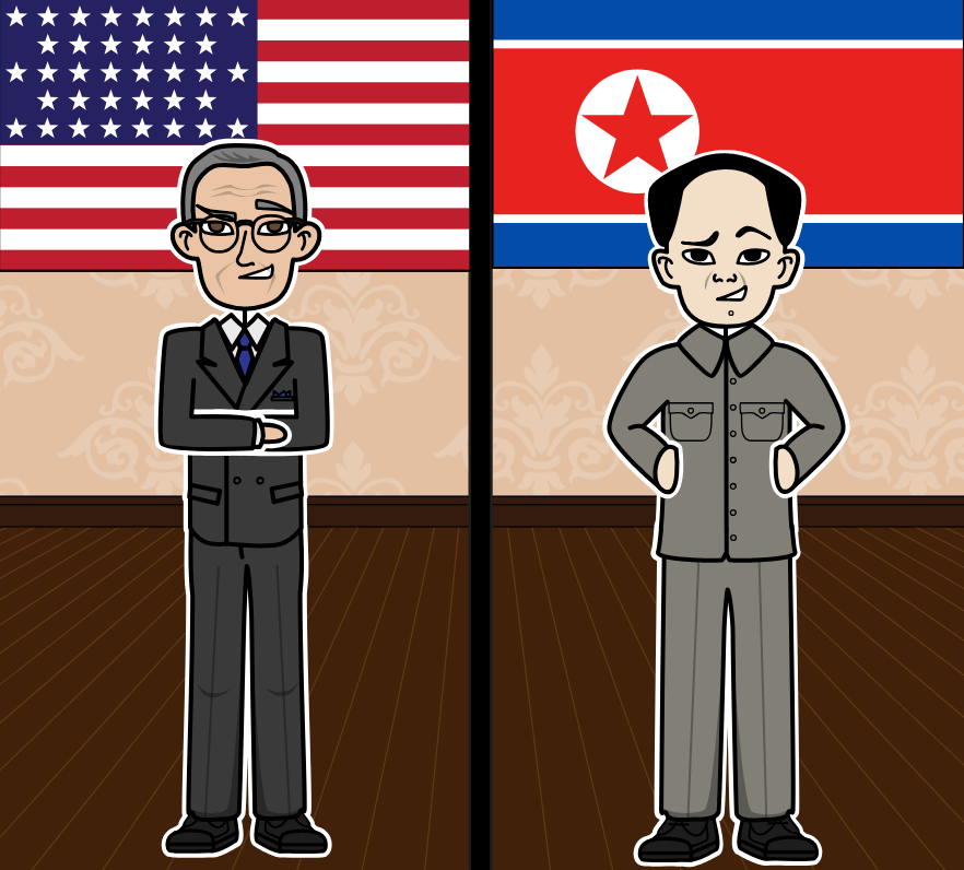 The Cold War - 5 W: The Korean War 1950-1953