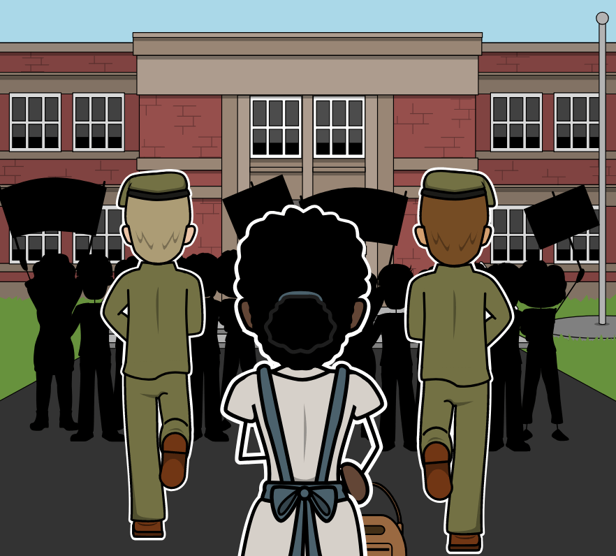 The Story of Ruby Bridges di Robert Coles - <i>The Story of Ruby Bridges</i> Vocabulary