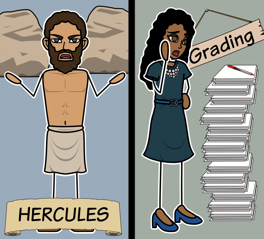 Greek Mythology-The Olympians - Olympian Vocabulary