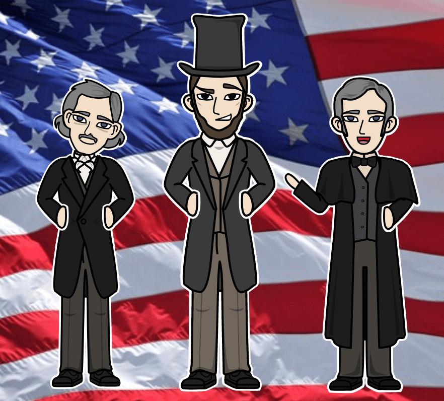 Frau Von Abraham Lincoln