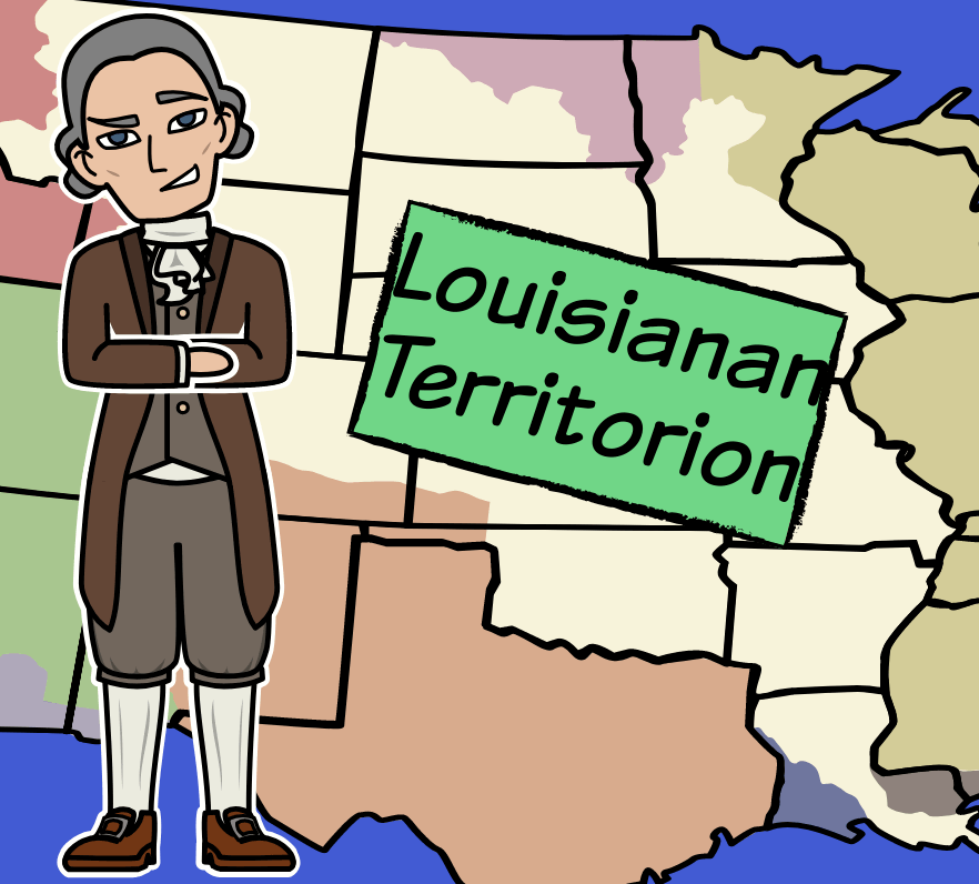 Louisianan osto 1803