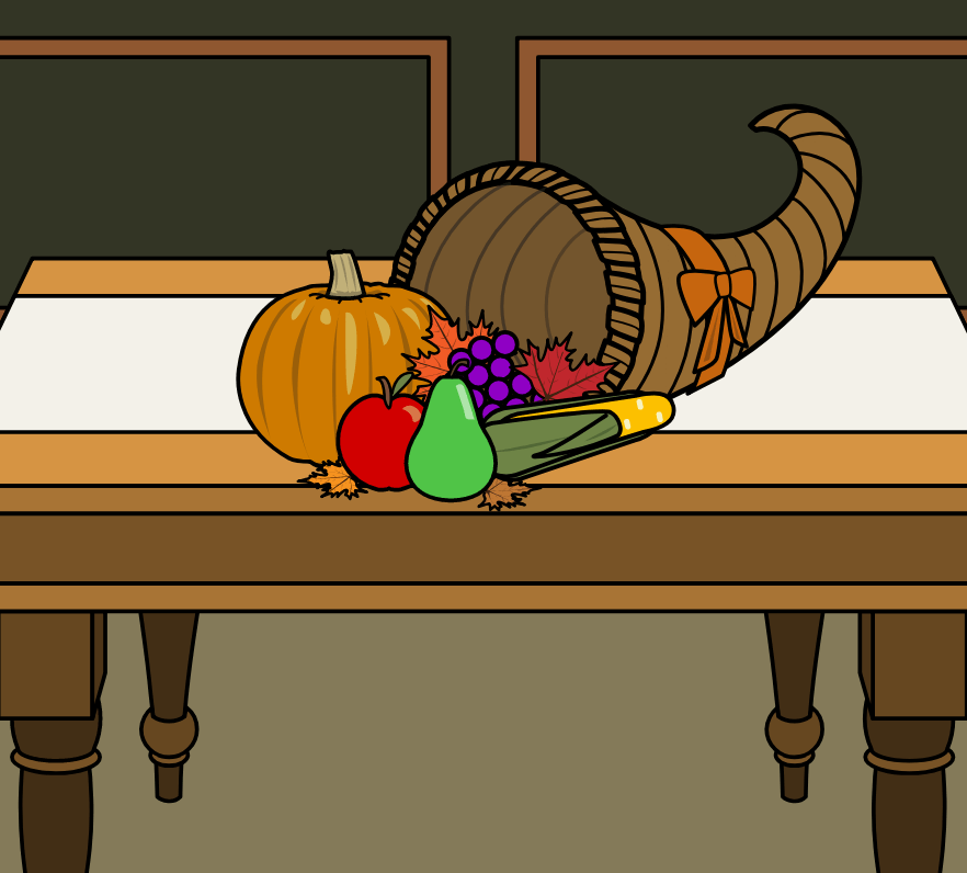 Thanksgiving Aktiviteter - Symboler av Thanksgiving