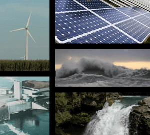 Renewable Energy - Vocabulary for Energy Resources