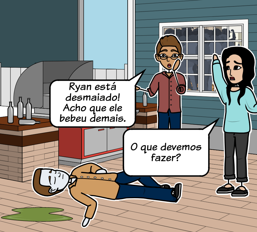 Addiction - Alcohol Poisoning Ajuda