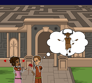 Greek Mythology: Theseus - Theseus and the Minotaur Myth