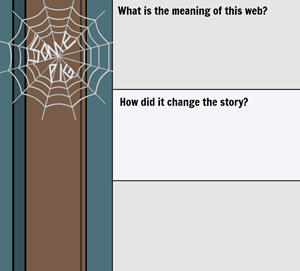 Charlotte's Web by E. B. White - Charlotte's Webs: Cause and Effect