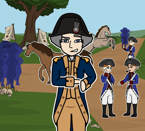 American Revolution - Key Figures of the American Revolution