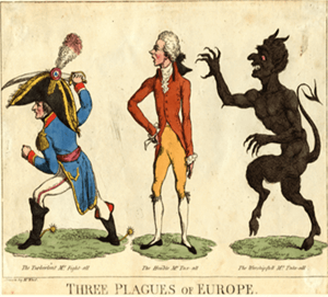 Political Cartoons of the French Revolution