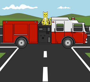 The Fire Cat by Esther Averill - <i>The Fire Cat</i> Summary | Plot Diagram