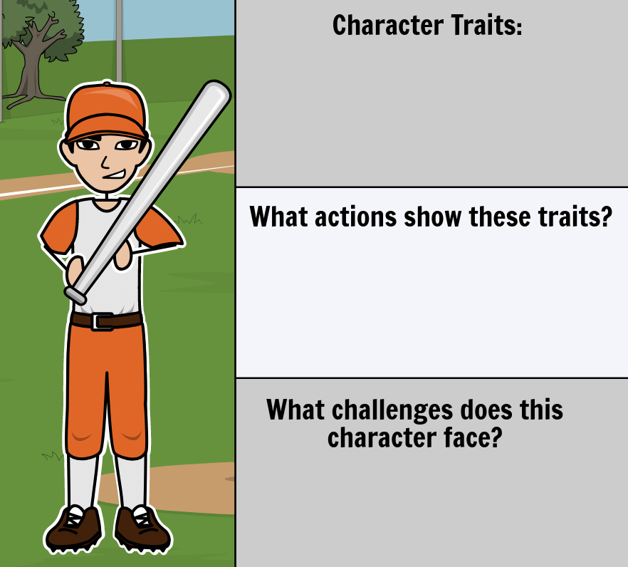 Casey at the Bat by Ernest Lawrence Thayer  - Creating a Character Map