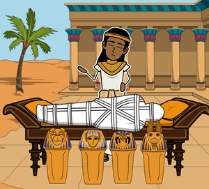 Ancient Egypt - Why did Ancient Egyptians use Mummification and Build Pyramids?