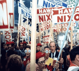 The Presidency of Richard Nixon - Presidency of Richard Nixon: Election of 1972