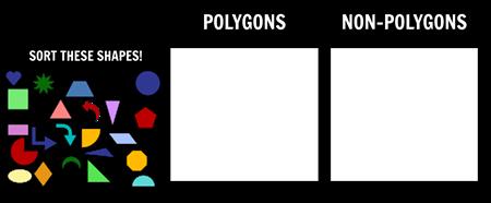 Intro to Geometry - Polygon Sorting