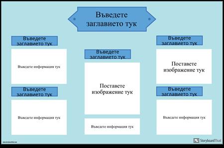 Научен Панаир Плакат Хоризонтален