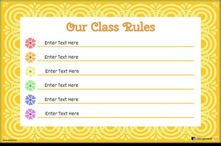 Правила за Класната Стая 14